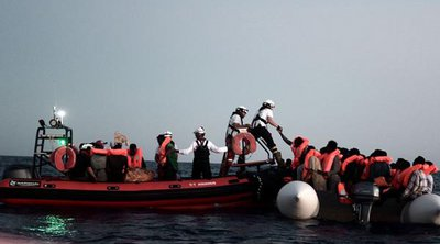 Μάλτα: Το ναυτικό διέσωσε 216 μετανάστες που κινδύνευαν στη θάλασσα το βράδυ της Παρασκευής