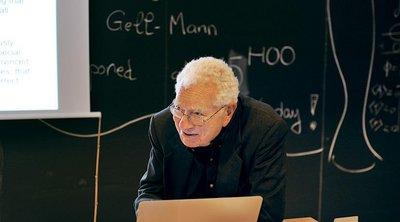 Πέθανε ο Αμερικανός νομπελίστας φυσικός Μάρεϊ Γκελ-Μαν, «πατέρας» των κουάρκ