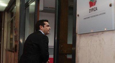 Συνεδριάζει η Πολιτική Γραμματεία του ΣΥΡΙΖΑ το πρωί της Τετάρτης