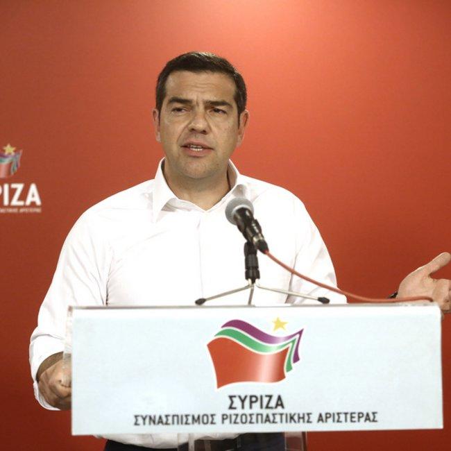 Σε πρόωρες εκλογές πάει ο Τσίπρας έως τις 30 Ιουνίου: «Ζητάμε καθαρή εντολή από το λαό»