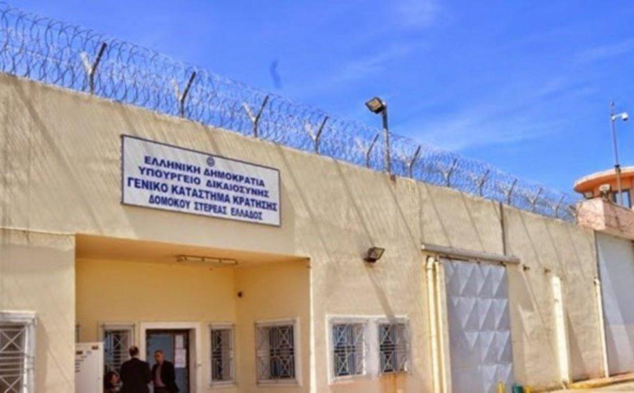 Άγριος ξυλοδαρμός κρατουμένου στις Φυλακές Δομοκού