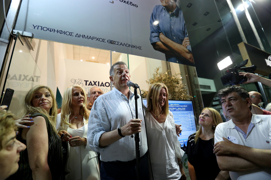 7663137c94b4 Ταχιάος  Το αουτσάιντερ θα είναι δήμαρχος Θεσσαλονίκης την επόμενη ...