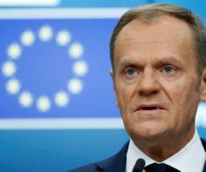 Συγκρατημένα αισιόδοξος ο Τουσκ για τον ορισμό νέων υποψηφίων προέδρων στις κορυφαίες θέσεις των ευρωπαϊκών θεσμών
