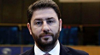 Ανδρουλάκης: Χρειάζονται πολλοί αποφασισμένοι προοδευτικοί καμικάζι, για να ανασυγκροτήσουμε τη Δημοκρατική Παράταξη