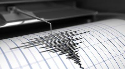 Ασθενής σεισμική δόνηση στη Νάουσα