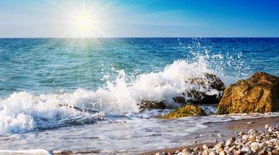 Θερμοκρασίες έως 32 βαθμούς και βοριάδες 7-8 μποφόρ στο Αιγαίο τη Δευτέρα