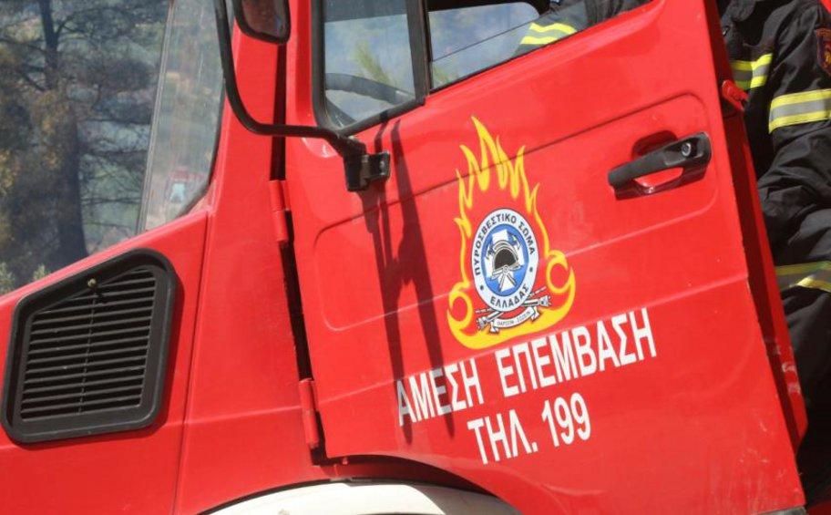 Μεγαλόπολη: Σε ύφεση η πυρκαγιά στην περιοχή Ίσαρη, υπό έλεγχο η φωτιά στην Νέα Μανωλάδα