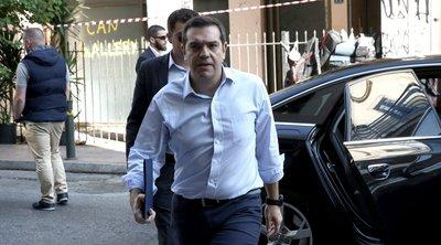 Στην Κύπρο για την κηδεία του Χριστόφια ο Τσίπρας - Το προεκλογικό πρόγραμμα των επόμενων ημερών