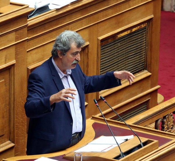 Με αίτημα για άρση ασυλίας Πολάκη αρχίζει αύριο η Βουλή - Πρώην αναπλ. υπουργός Υγείας: Καλώς τα παιδιά. Κάντε μου προανακριτική