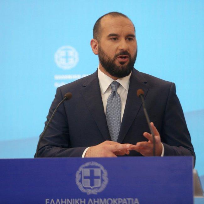 Στην αντεπίθεση η κυβέρνηση - Ο Τζανακόπουλος «δείχνει» ρουσφέτια στελεχών της ΝΔ και ζητά να αποσυρθούν από τα ψηφοδέλτια