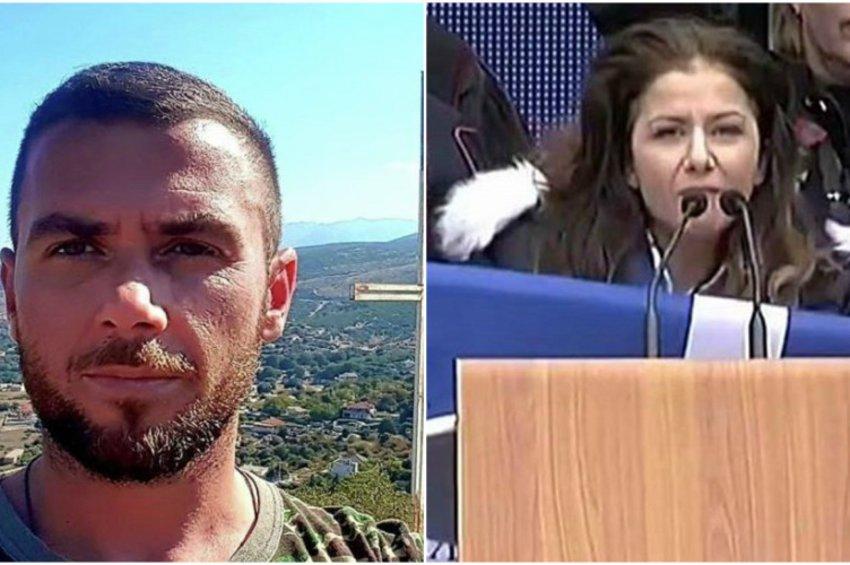 Η αδελφή του Κωνσταντίνου Κατσίφα επικεφαλής του ψηφοδελτίου Επικρατείας της Ενωσης Κεντρώων