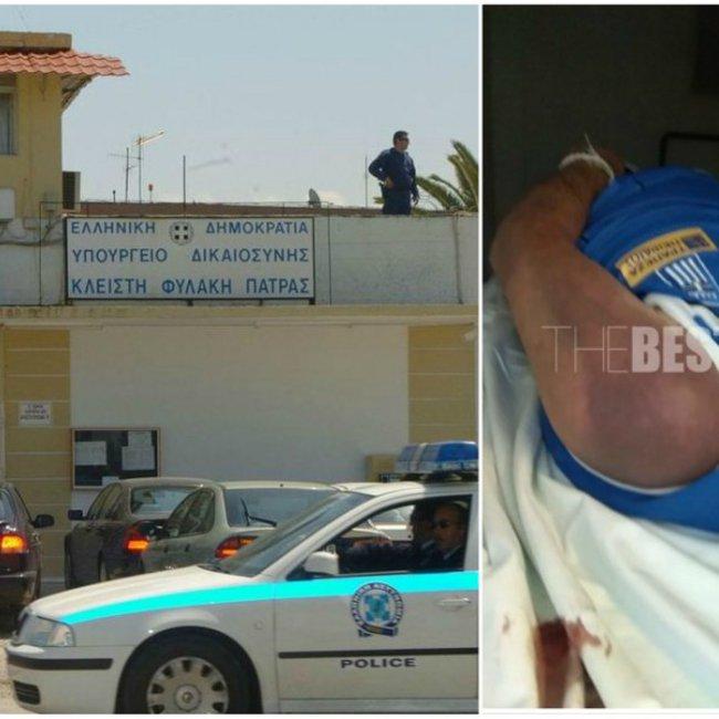 Νεκρός 44χρονος Ρομά στο πειθαρχείο των φυλακών Πάτρας - Τον σκότωσαν στο ξύλο καταγγέλλουν οι συγγενείς