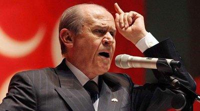 Ξεπέρασε κάθε όριο ο Μπαχτσελί: «Θα σας ρίξουμε στη θάλασσα - Κουτσή πάπια ο Τσίπρας»