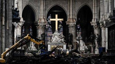 Γαλλία: Η εισαγγελία εξετάζει την πιθανότητα να οφείλεται σε αμέλεια η πυρκαγιά στην Παναγία των Παρισίων