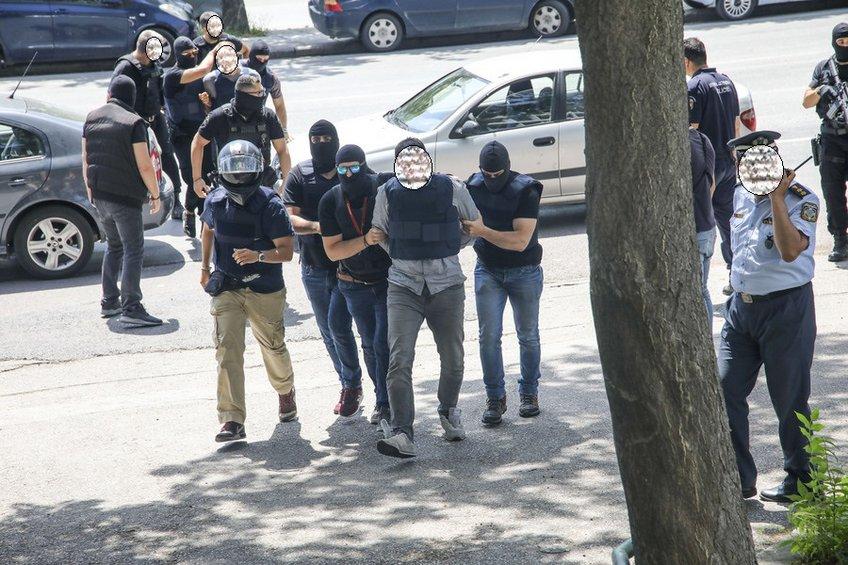 Θεσσαλονίκη: Προθεσμία για να απολογηθούν την Τρίτη πήραν οι ληστές του ΑΧΕΠΑ