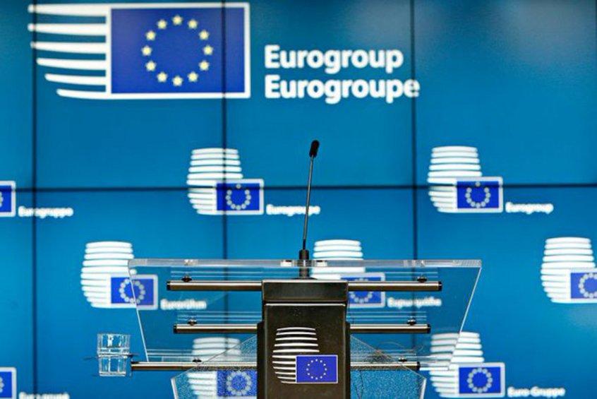 Προσωρινή διακοπή μιας ώρα στο eurogroup που συνεδριάζει με τηλεδιάσκεψη