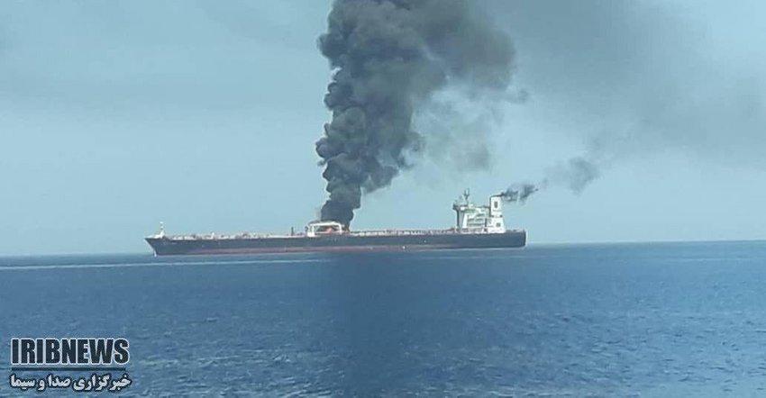 Ανησυχία για τις εκρήξεις σε δύο τάνκερ στον κόλπο του Ομάν - Στα ύψη οι τιμές πετρελαίου