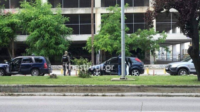 Στις εισαγγελικές Αρχές οδηγούνται οι συλληφθέντες της ληστείας στο ΑΧΕΠΑ