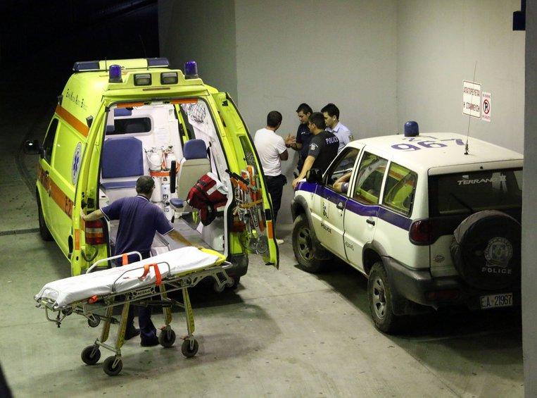Ο πατέρας του νεκρού βρέφους τραυματίστηκε σε τροχαίο πηγαίνοντας στο νοσοκομείο