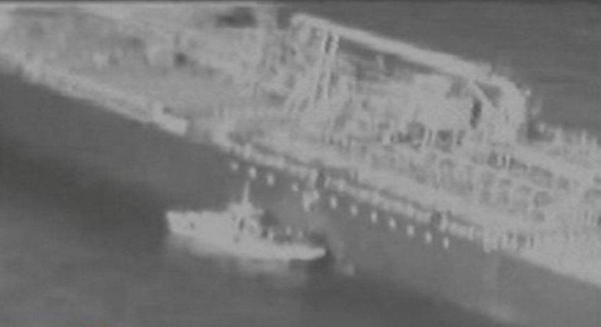 Εκρηκτικό το κλίμα στον κόλπο του Ομάν - Βίντεο ντοκουμέντο από τον Αμερικανικό Στρατό για τη δράση Ιρανών