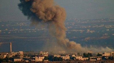 Συρία: Οκτώ τραυματίες από την έκρηξη σε αποθήκη πυρομαχικών στη Δαμασκό