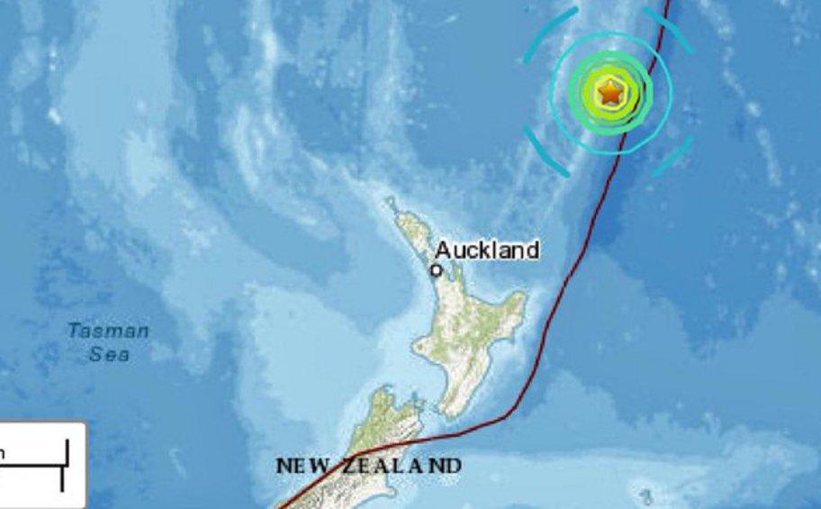 Νέα Ζηλανδία: Προειδοποίηση για τσουνάμι έπειτα από σεισμό 7,4 Ρίχτερ