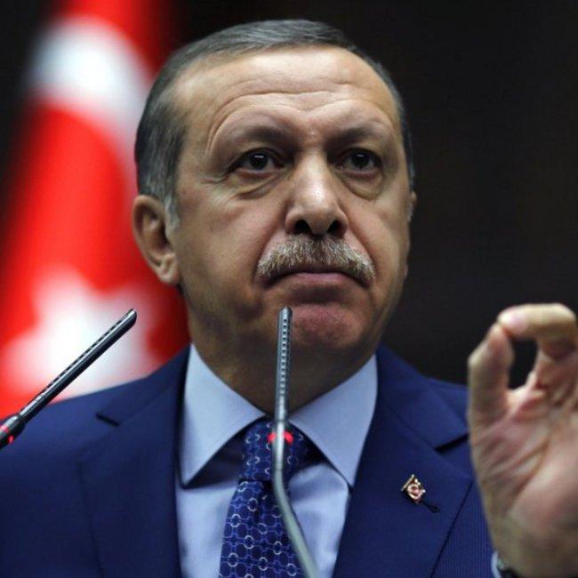 Ερντογάν: Δεν θα καταφέρετε να συλλάβετε το προσωπικό του «Πορθητή» - Οι ένοπλες δυνάμεις είναι εκεί