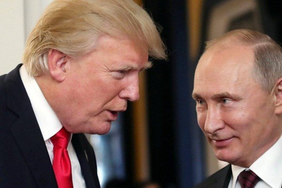 Οι ΗΠΑ συζητούν με Ρωσία και άλλες κυβερνήσεις για μια διευρυμένη σύνοδο της G7