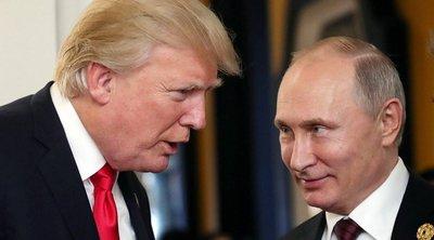 Κρεμλίνο: Πιθανή μια σύντομη συνομιλία Πούτιν - Τραμπ στη G20
