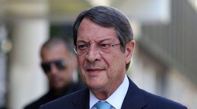 Αναστασιάδης: Είμαι αισιόδοξος ότι η Ε.Ε. θα στείλει ισχυρότερα μηνύματα από ό,τι μέχρι σήμερα