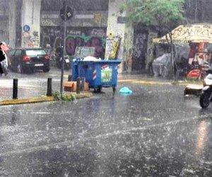 Συνεχίζονται οι βροχές και καταιγίδες την Πέμπτη - Χιόνια στα ορεινά της Δ. Μακεδονίας
