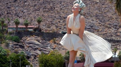 Εξαφανίστηκε άγαλμα της Μέριλιν Μονρόε στο Χόλιγουντ