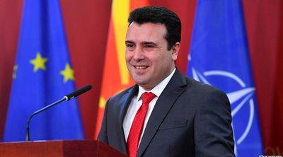Ζόραν Ζάεφ: Είμαστε ικανοποιημένοι από τα σημερινά συμπεράσματα της ΕΕ – Λάβαμε μία ισχυρή αναγνώριση