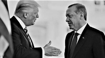 Στη συνάντηση Τραμπ-Ερντογάν στην Ιαπωνία θα κριθούν τα πάντα