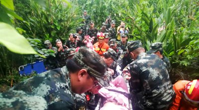 Κίνα: Πάνω από 240.00 άνθρωποι επηρεάστηκαν από τον ισχυρό σεισμό που έπληξε τη Δευτέρα την επαρχία Σετσουάν