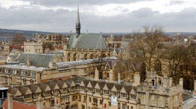 Τη μεγαλύτερη δωρεά «από την εποχή της Αναγέννησης» δέχτηκε το πανεπιστήμιο της Οξφόρδης από Αμερικανό δισεκατομμυριούχο