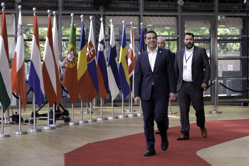 Τσίπρας για την Σύνοδο Κορυφής: Πρέπει να δοθεί ξεκάθαρο μήνυμα στην Τουρκία