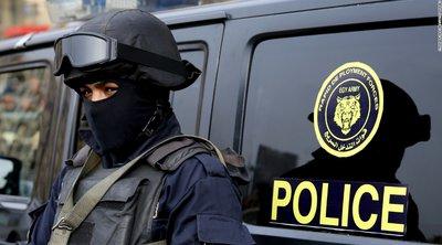 Αίγυπτος: Δυνάμεις των υπηρεσιών ασφαλείας στην πλατεία Ταχρίρ μετά τις διαδηλώσεις εναντίον του προέδρου Σίσι