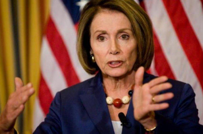 Οι ΗΠΑ δεν έχουν καμία διάθεση να πάνε σε πόλεμο, δηλώνει η πρόεδρος της Βουλής Πελόζι