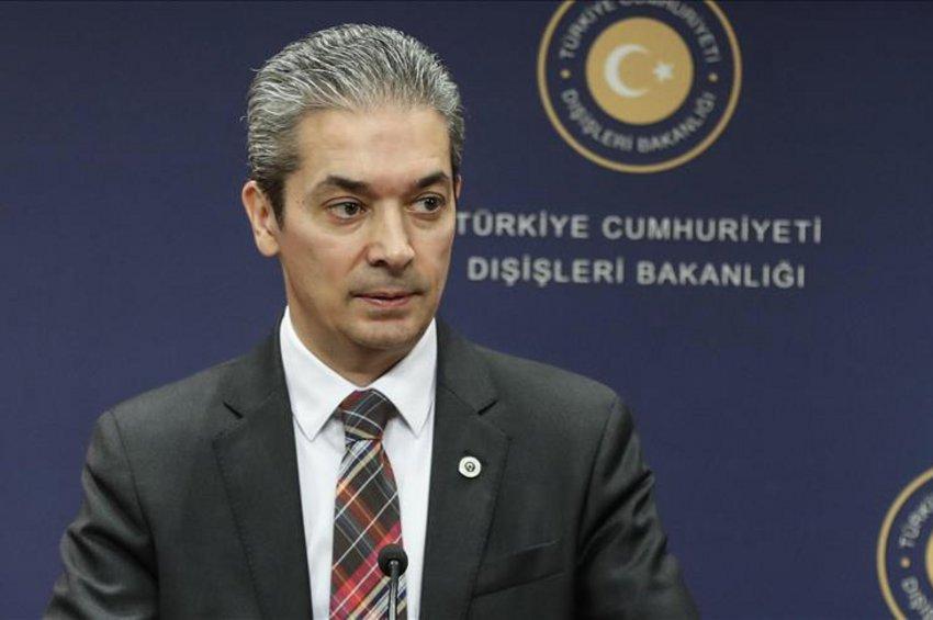 Η Άγκυρα κατηγορεί την ΕΕ για προκατάληψη και υπεραμύνεται των γεωτρήσεων ανοικτά της Κύπρου