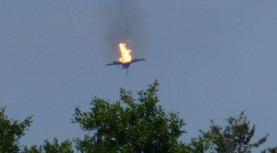 Δύο Eurofighter συγκρούστηκαν πάνω από τη Γερμανία - Νεκρός ο ένας πιλότος, σώος ο δεύτερος