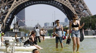 Νέο κύμα καύσωνα στη Γαλλία την επόμενη εβδομάδα - «Σαραντάρια» προβλέπει το Meteo-France