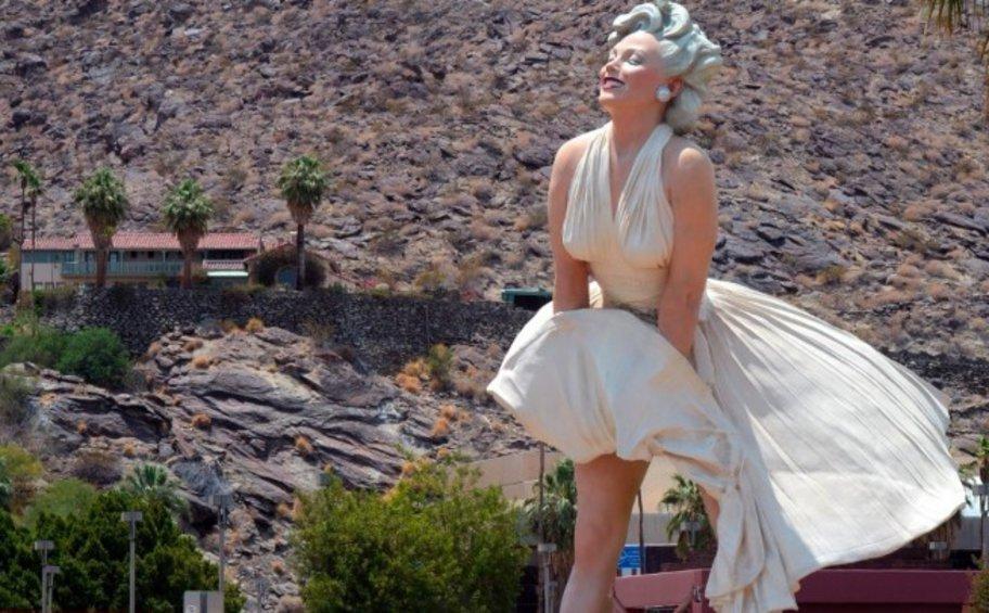 ΗΠΑ: Συνελήφθη ένας 25χρονος για την κλοπή του αγάλματος του Μέριλιν Μονρόε στο Χόλιγουντ