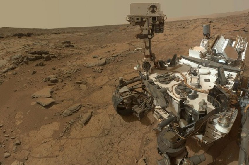 Ρόβερ της NASA πιθανώς ανίχνευσε στον Άρη μεθάνιο που μπορεί να προέρχεται από μικρόβια