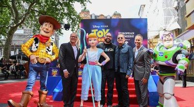 «Toy Story 4»: για μικρούς και μεγάλους θεατές