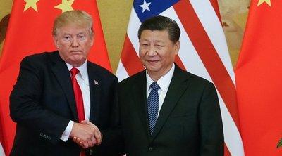 ΗΠΑ-Κίνα: Αξιωματούχοι αντάλλαξαν απόψεις ενόψει της συνάντησης Τραμπ - Σι Τζινπίνγκ στη G20