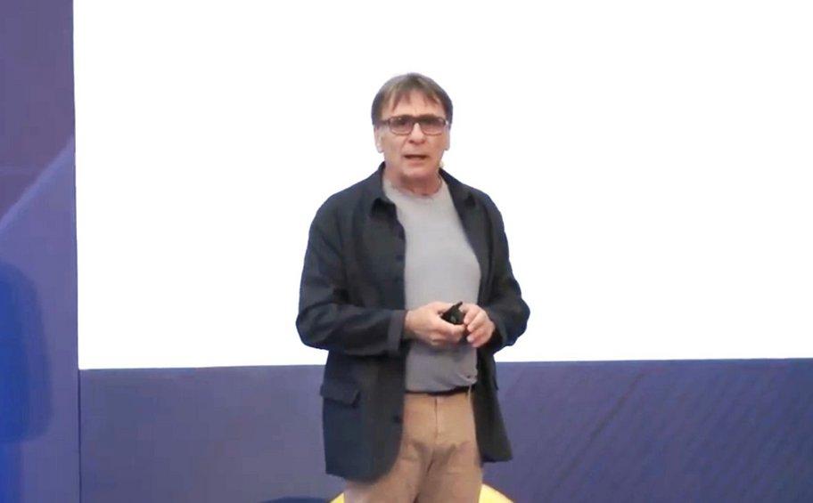 «Γίνεται!» Η ομιλία του Πίτερ Οικονομίδη σε εκδήλωση του προγράμματος ΟΠΑΠ Forward