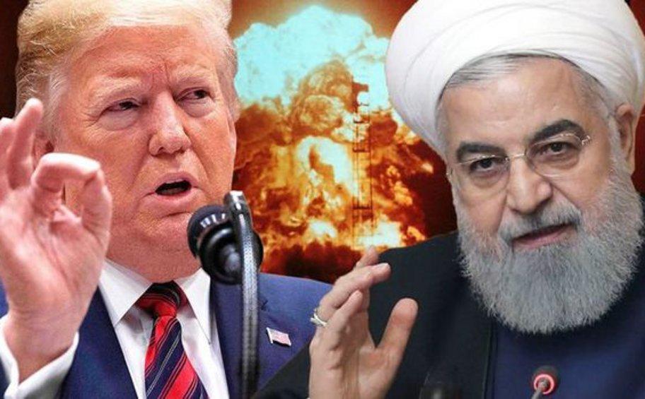 Προειδοποίηση Τραμπ στο Ιράν: Αν πλήξετε αμερικανικό στόχο θα σας αφανίσω!