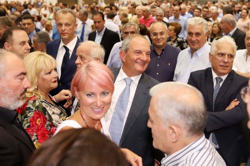 Παρουσίαση του ψηφοδελτίου Α  και Β  Θεσσαλονίκης της Νέας Δημοκρατίας
