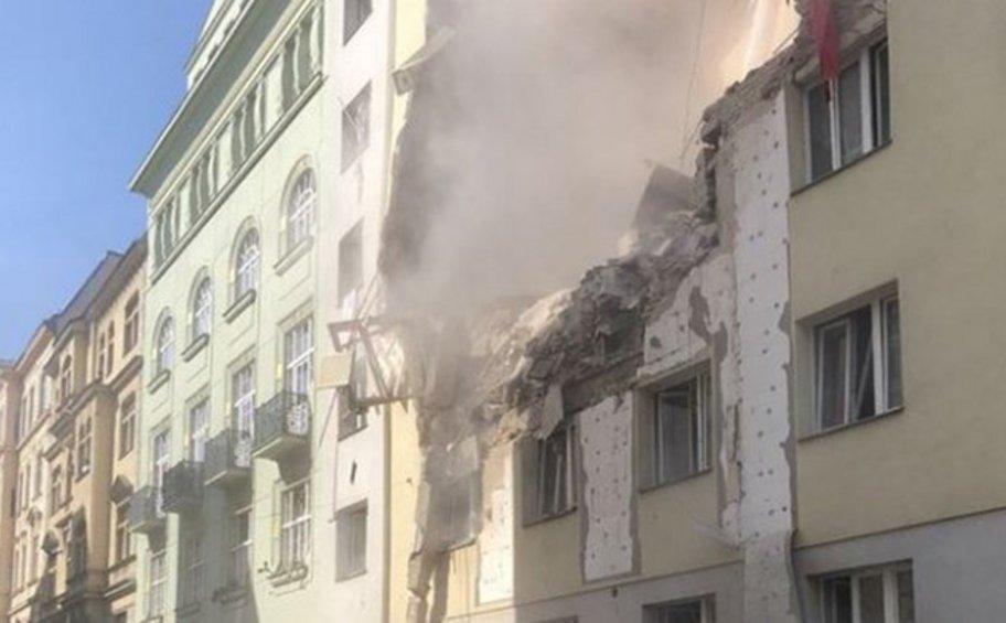Έκρηξη από διαρροή αερίου σε συνοικία της Βιέννης